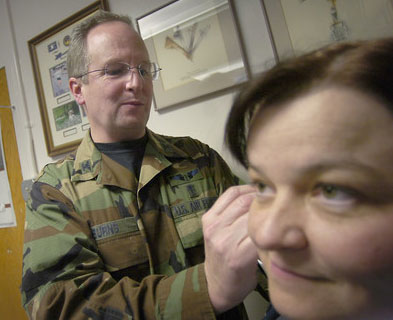 military acupuncture